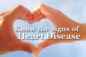Image result for heart disease signs